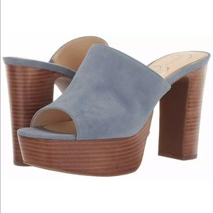 Jessica Simpson  Camree Open Toe Special Occasion,